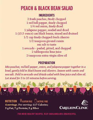 Healthy Recipes Carilion Clinic Virginia Spinach
