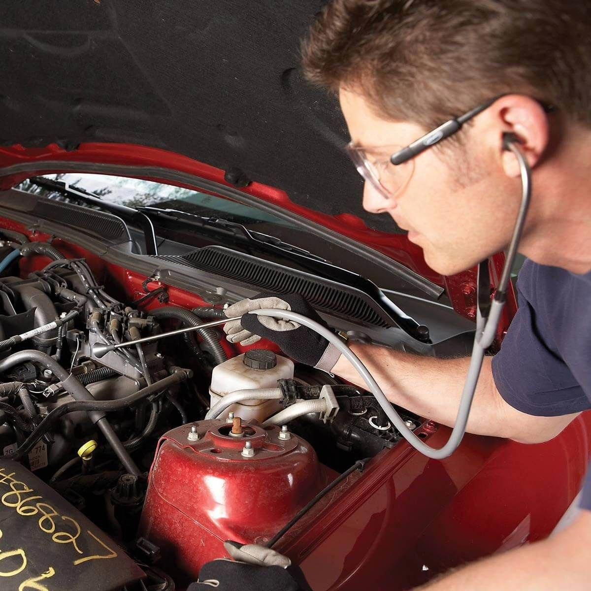 100 Car Maintenance Tasks You Can Do on Your Own Car