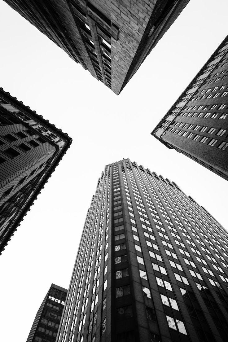 Financial District, New York City. November, 2017.