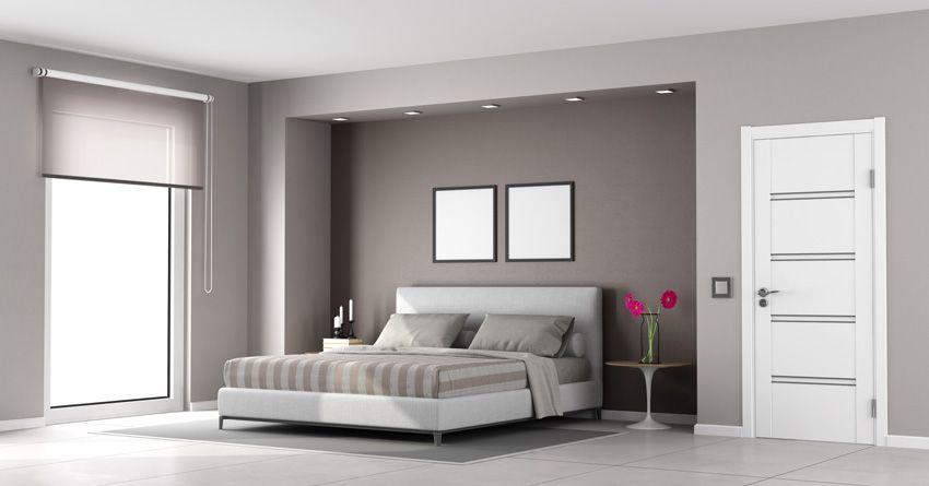 Perfette la camera da letto; Tende Moderne I Tuoi Interni Cambieranno Volto Con Queste 40 Idee Stanza Da Letto Matrimoniale Tende Camera Da Letto