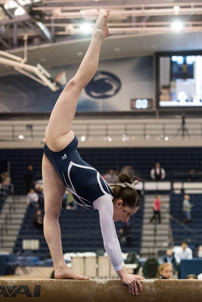 Nicole Medvitz · Women's GymnasticsLeo