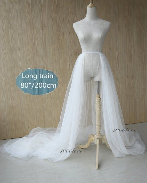 Photo of Detachable overskirt, one layer two layer or three layer ,softest bride wedding photo shoot tulle