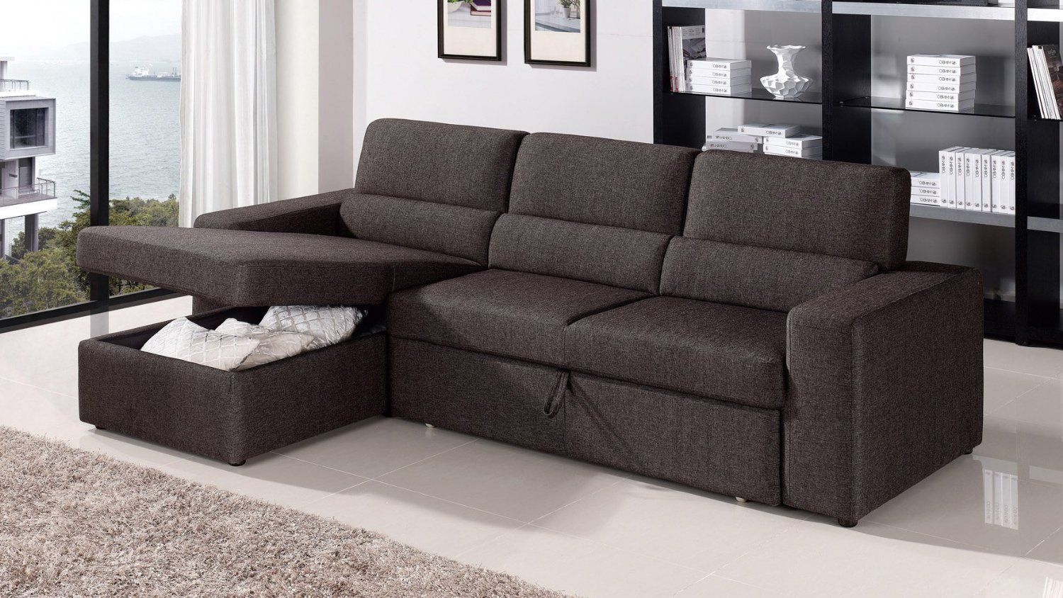 Sectional sleeper sofa the ideal choice for trendy homes sofas