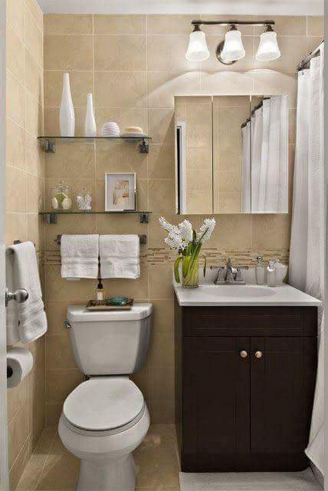 3er..Baño este tiene una decoración simple para baños pequeños pero ...