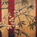 Japanese Art--I love the the color, line and texture of this