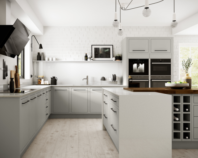 Wickes Launches Four New Kitchen Ranges New kitchen