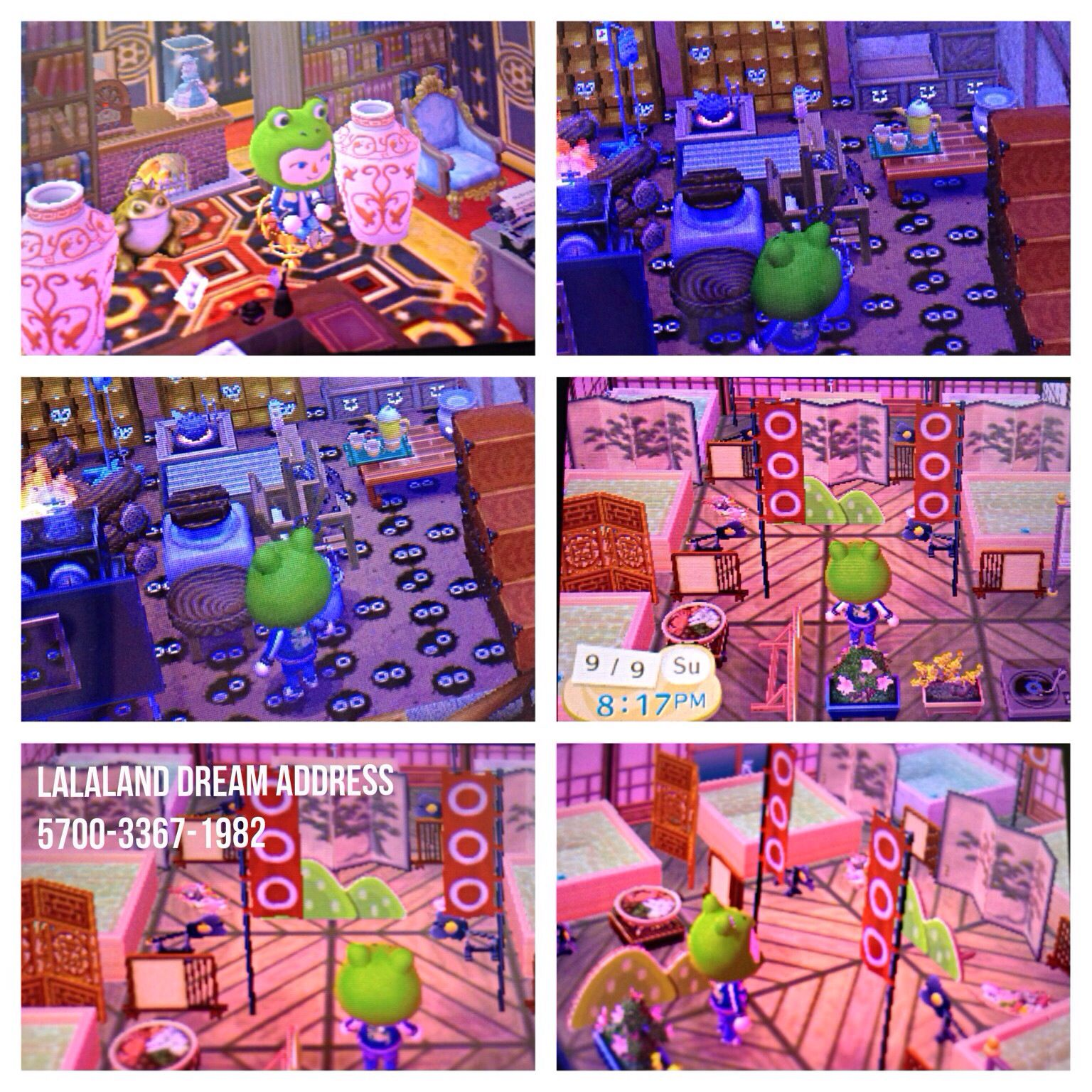 My Spirited Away Bathhouse In Animal Crossing New Leaf Dream Address Dream Address 5700 3367 1982 Animalcrossing Animal Crossing Animal Crossing Qr Acnl