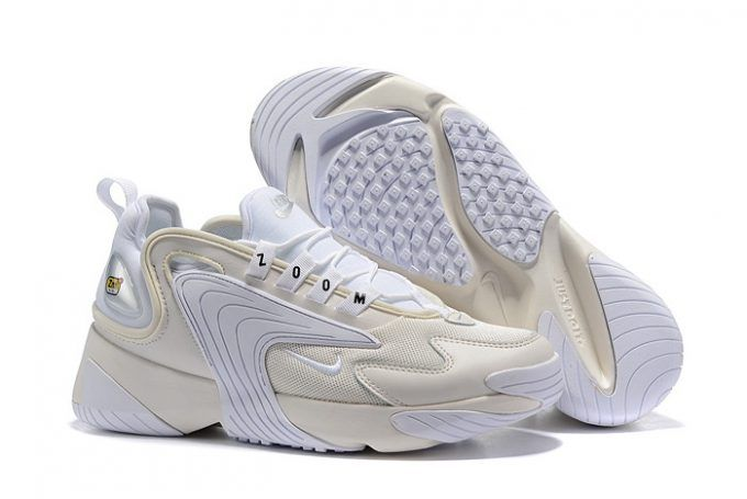 the latest 7a659 40a29 Nike Zoom 2K Sail White Black AO0269-100 in Men s Size-5