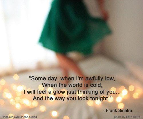 Man Of My Dreams Frank Sinatra