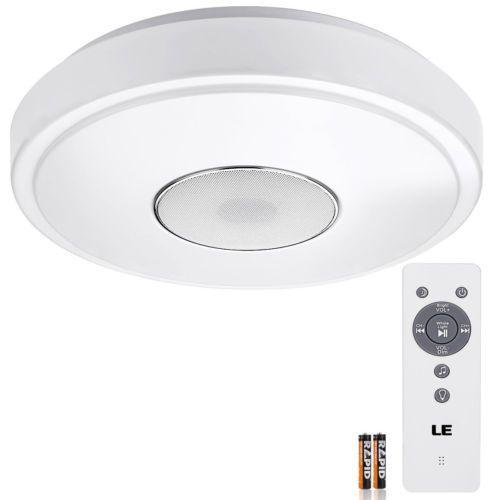 24w O385mm Led Deckenlampe Mit Bluetooth Lautsprecher Deckenleuchte Dimmbarsparen25 Com Sparen25 De Spar Led Deckenbeleuchtung Led Deckenlampen Deckenlicht