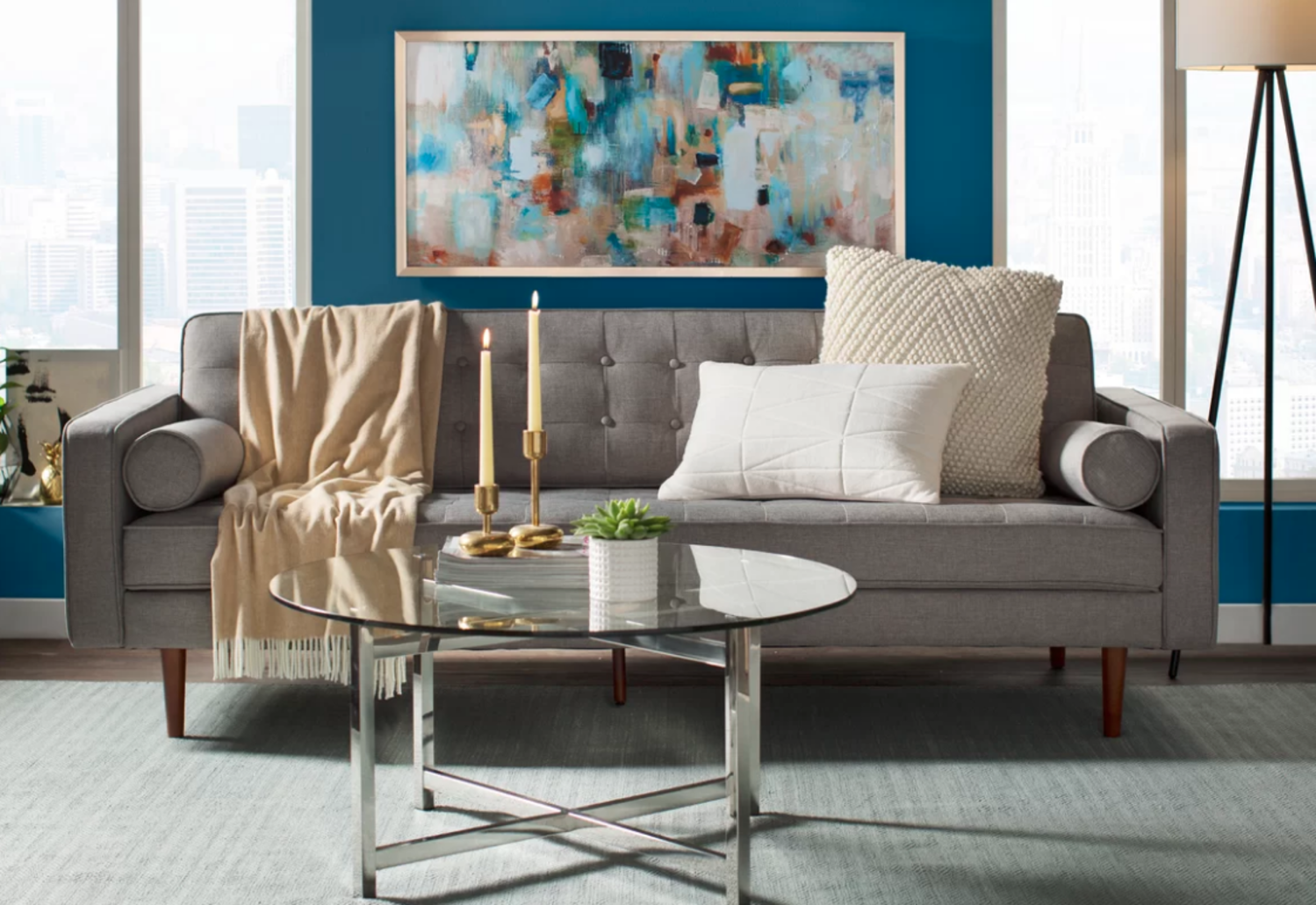 9 places find inexpensive modern