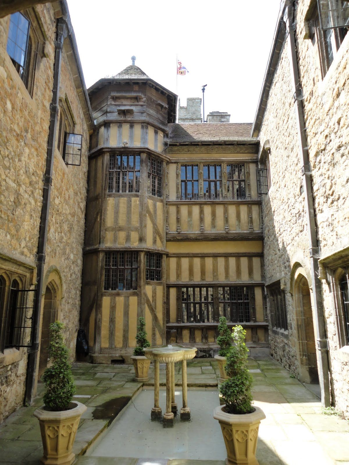 leeds castle interior | from dungeons to drawbridges, leeds is an