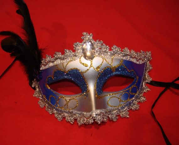 Volto Venetian Masquerade Eye Mask One Of A by FishnetApparel, $18.00