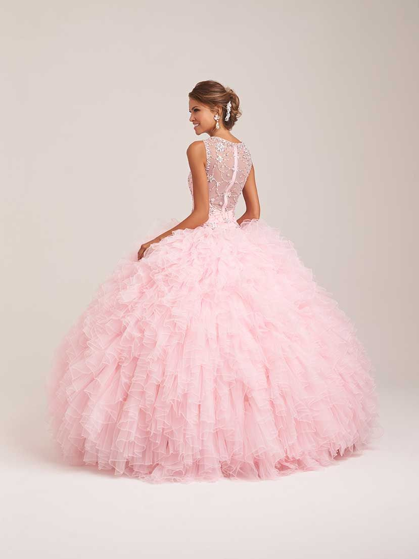 Allure Bridals: Style: Q512 | QUINCEANERA | Pinterest | Allure ...