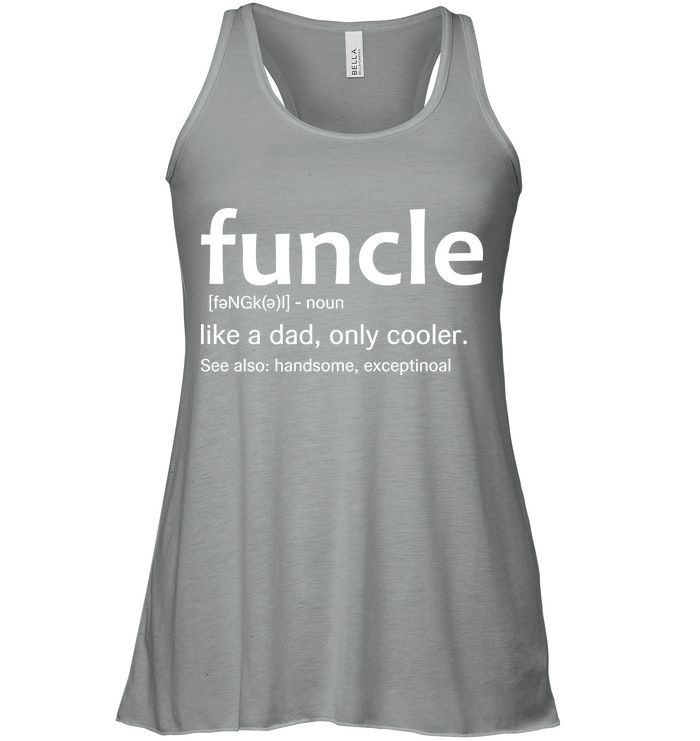 Super Simple Ideas For People Who Hate Yard Work: Funcle [fuhng Kuhl] Noun Like A Dad , Only Cooler...Super