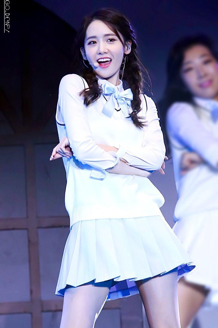 Idol Girl Kpop 2001 Snsd Fashion Girl Yoona Snsd