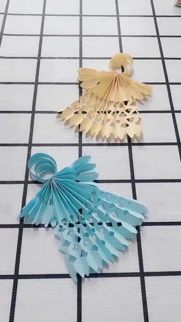 Simple Origami Diy Crafts Video Tutorial #christmascrafts