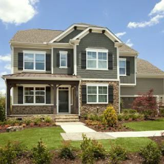 The Hastings at Waterstone New Home Plan for Waterstone Estates Community in Raleigh | Ashton Woods