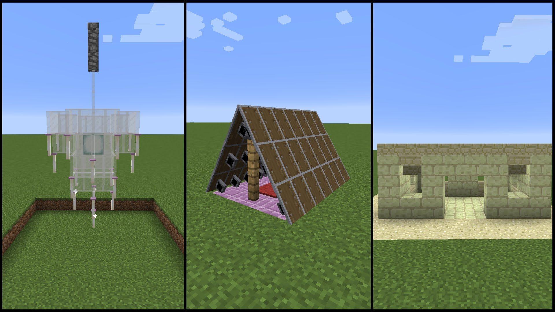 Minecraft 19 Update Building Tricks And Tips Minecraft