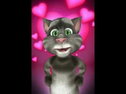 Gato Tom - Buenos dias cosita guapa - YouTube