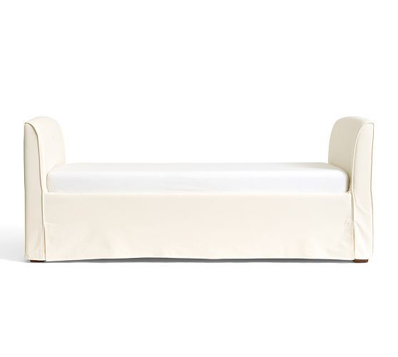 Lewis Slipcovered Daybed Pottery Barn Furniture