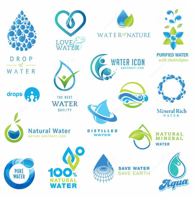 17 Best images about Water logos on Pinterest | Logos, Behance and ...