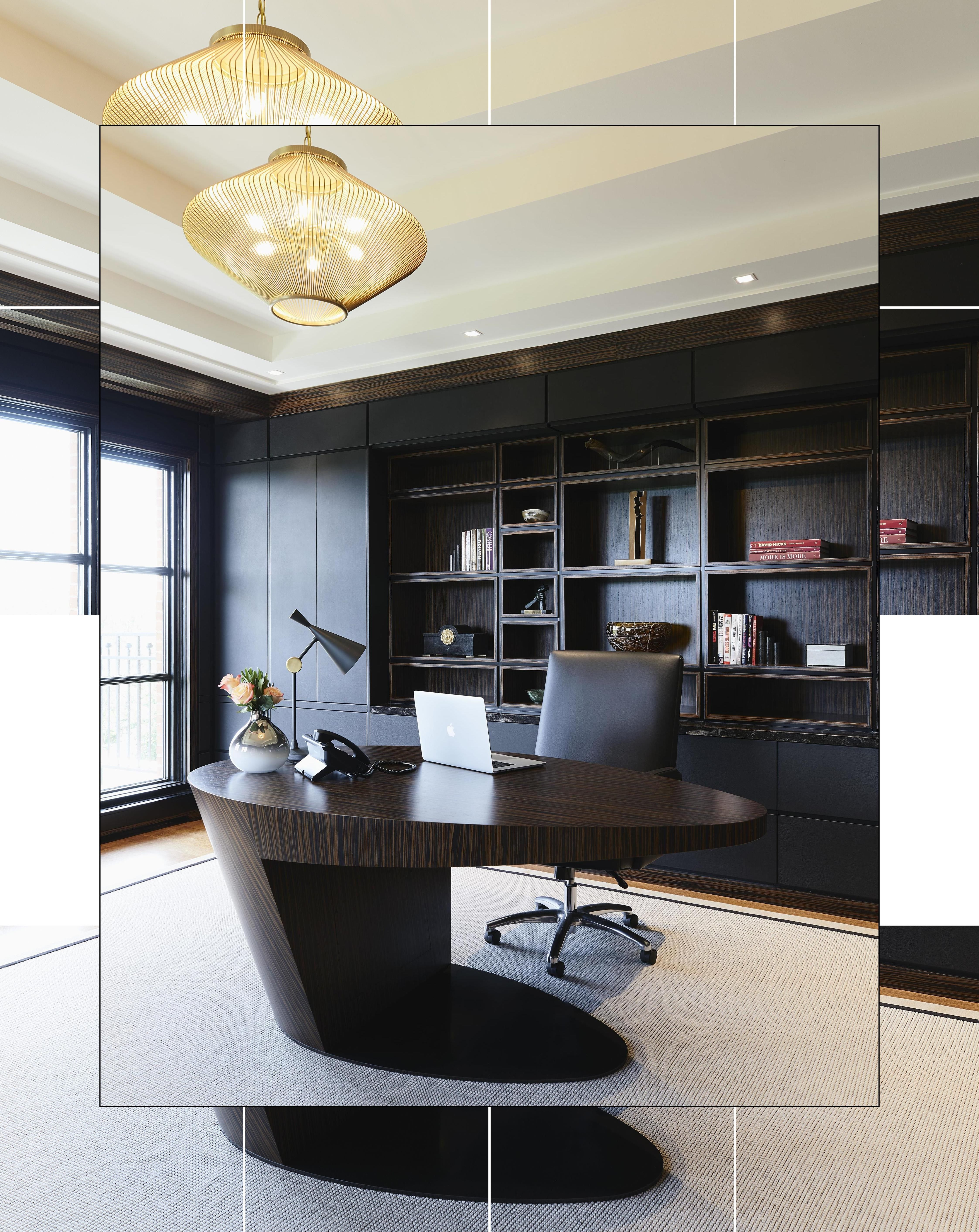 Small Office Desk Ideas | Beautiful Home Office Spaces ...