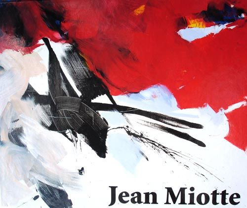 Jean Miotte Online Shopping  Acrylic Abstract Art