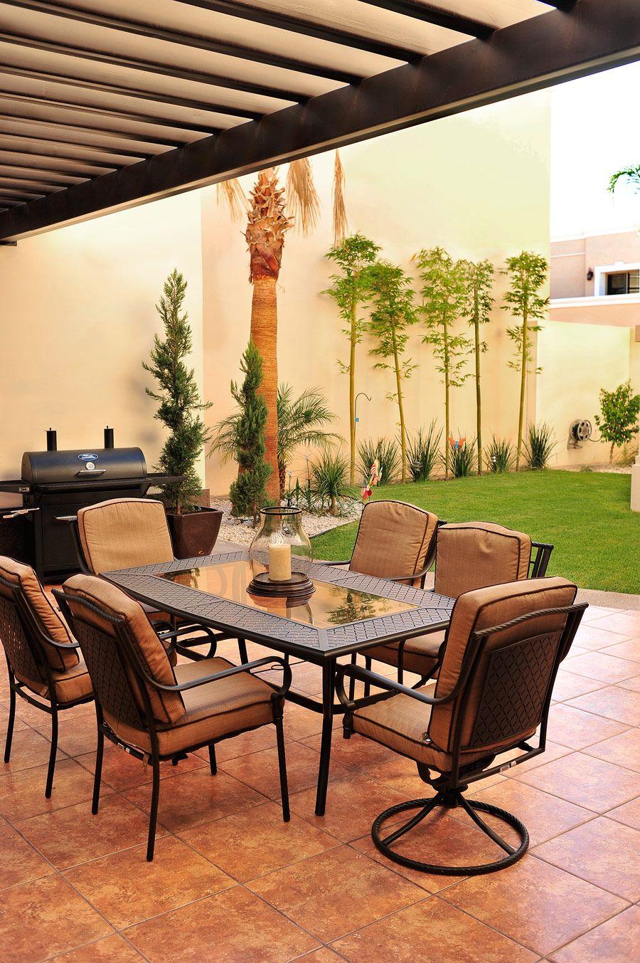 Patios Jardines Para Casas Decoracion De Patio Decoracion
