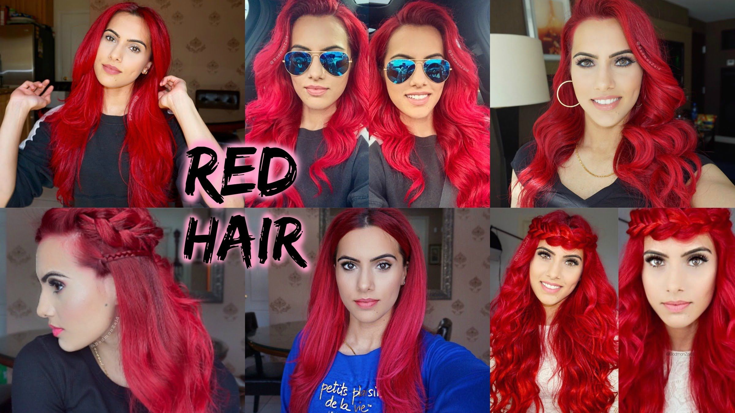 How To Color Dark Hair Pink Without Bleach
