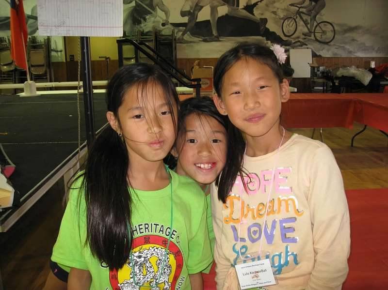 Chinese Heritage Camp 2012