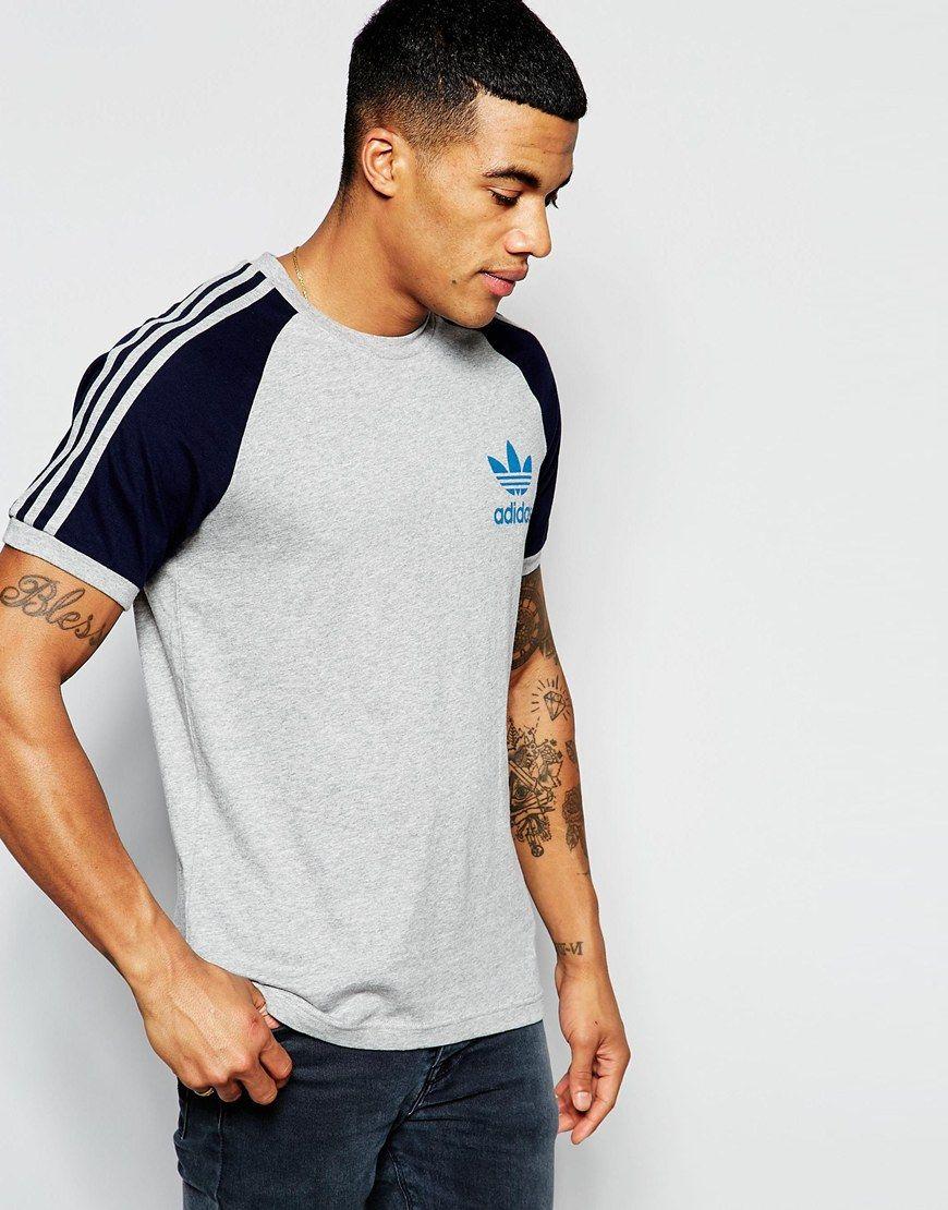 adidas originals t shirt california
