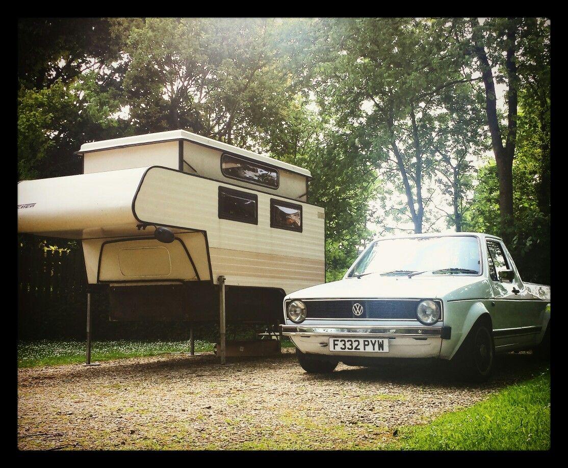 my 39 88 mk1 vw caddy tischer caddycaemp demountable camper. Black Bedroom Furniture Sets. Home Design Ideas