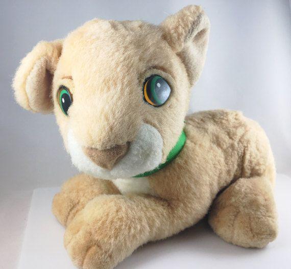 Walt Disney Lion King Nala Plush Toy Nala By