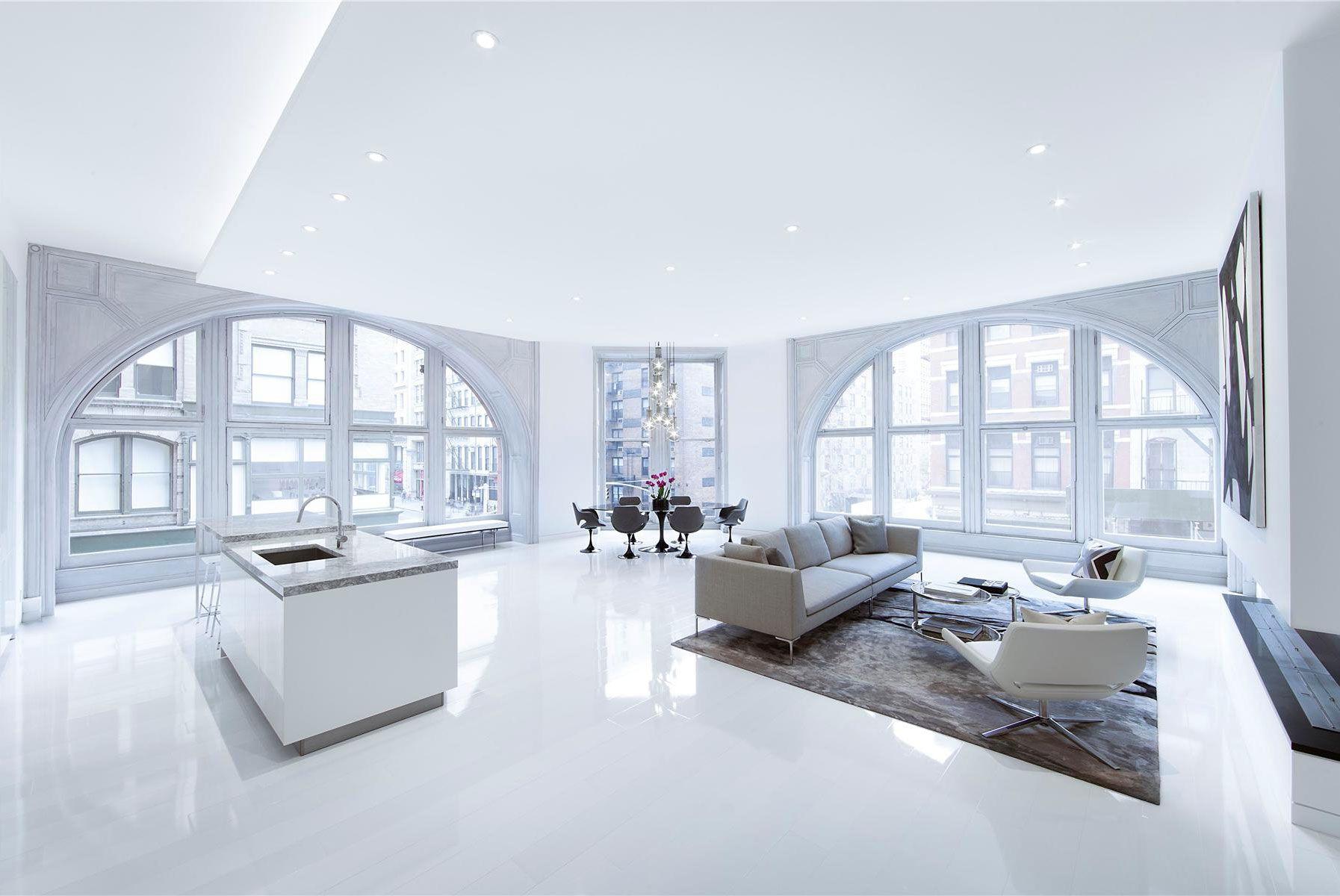 Grijze vloer moderne woning google zoeken nieuwe woning