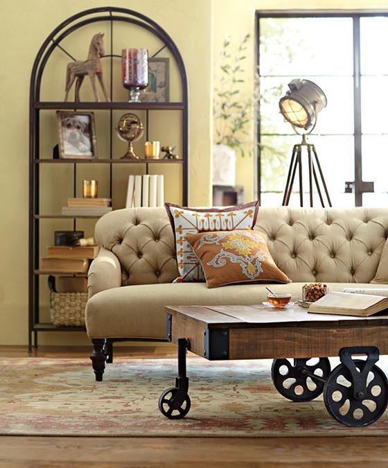 Home Decorators Collection Holden Distressed Natural