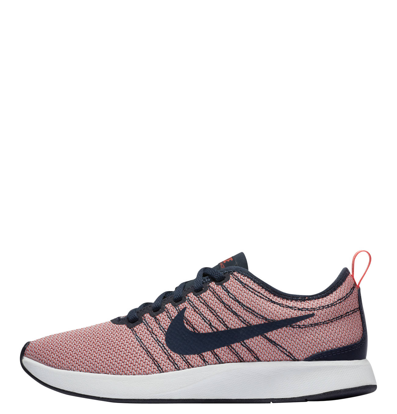 Sneaker Dualtone Racer Knit Optik Logo Emblem Mit Bildern Sneaker Nike Zweifarbig