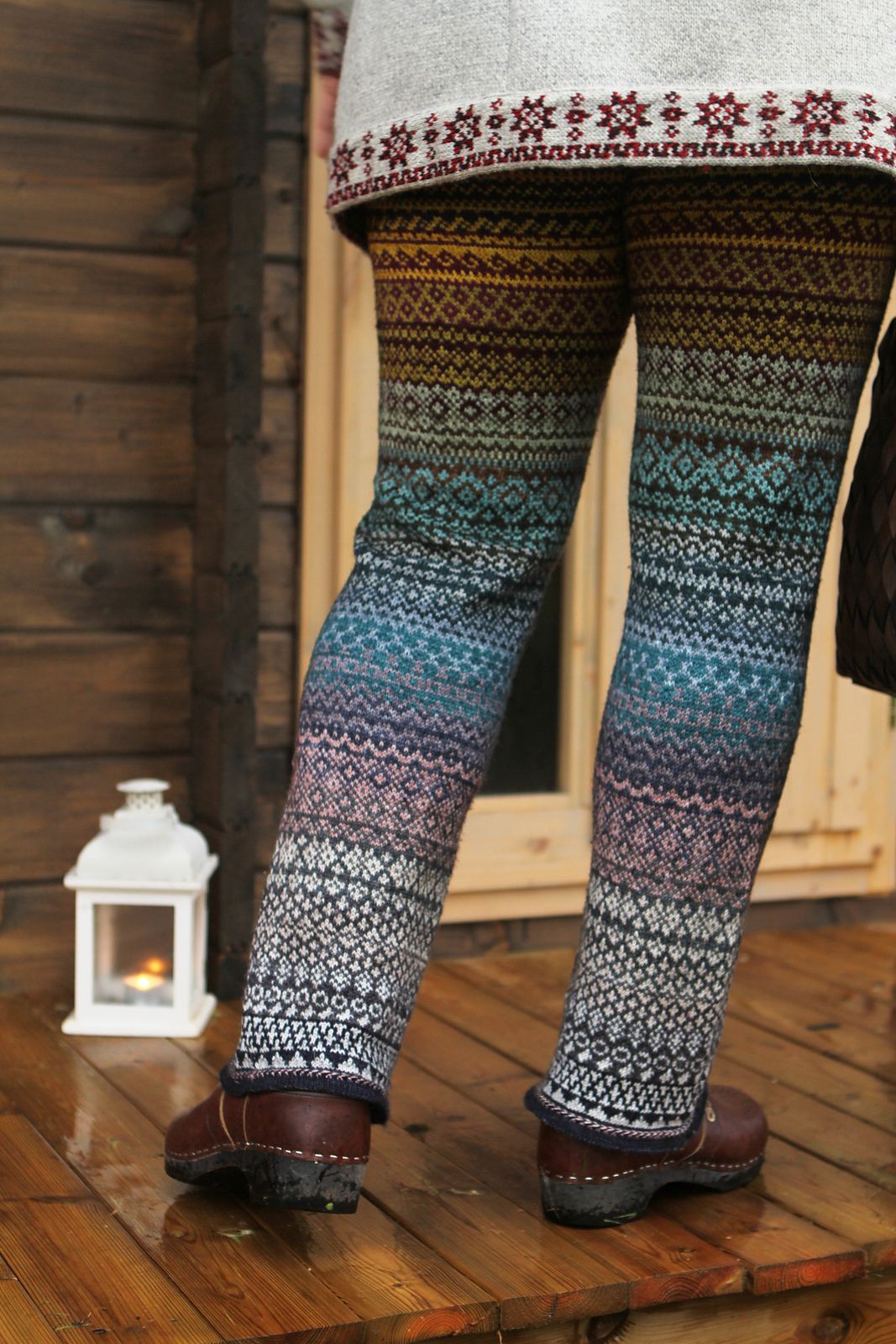 Photo of Say Hello To The Only Knit Pants I'd Ever Wear, They're Absolutely Stunning!