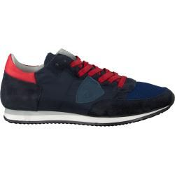 Photo of Philippe Model Sneaker Tropez L Junior Blau Philippe Model
