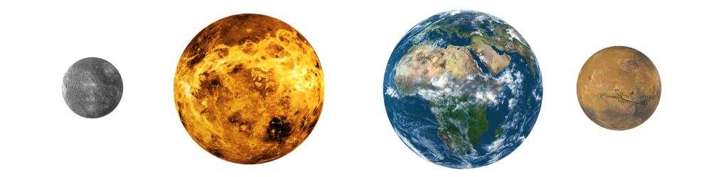 Planetes Et Satellites Du Systeme Solaire Systeme Solaire Planete Systeme Solaire Planete