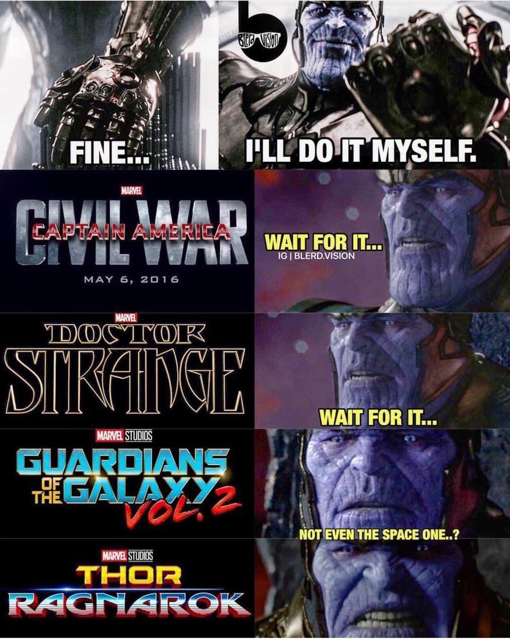 He Has Been Waiting For A Long Time Avengers Infinity War Marvel Superheroes Funny Marvel Memes Marvel Jokes