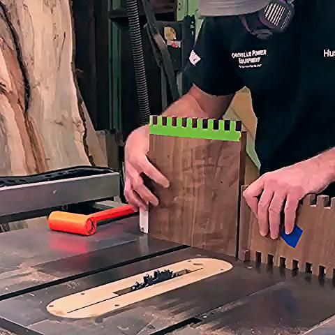 Work smarter, not harder - Woodworking Projects