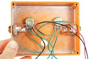 DIY Guitar Pedal #guitarpedals DIY Guitar Pedal: 24 Steps (with Pictures) #guitarpedals