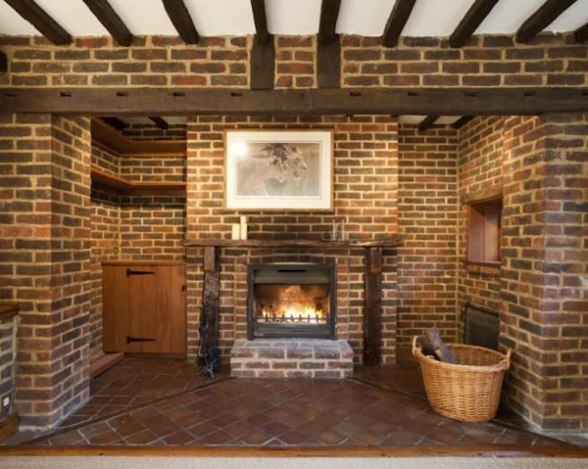 Find Inglenook Fireplace Design Ideas And Photos In Traditional Or Contemporary Decorating Styles On Rightmove Home
