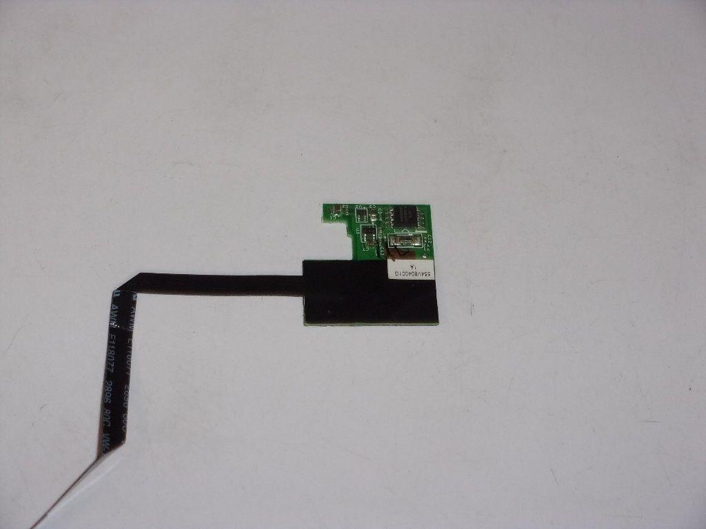 HP EliteBook 8530w Fingerprint Reader Board W/ Cable 48 4
