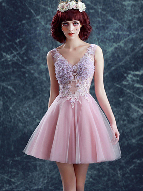 Customized beadedbeading lilac homecoming prom dresses colorful