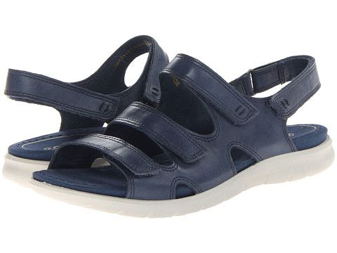 Babett Sandal III ECCO Shoes | Womens sandals, Women shoes