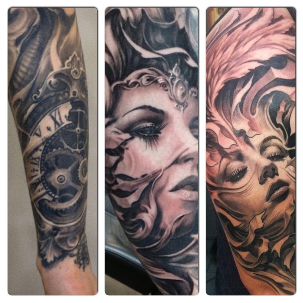 Pin By Jen Duffy On Tattoos: Josh Woods Tattoo