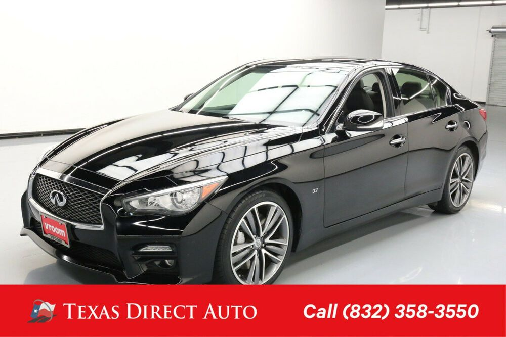 For Sale 2014 Infiniti Q50 Sport Texas Direct Auto 2014