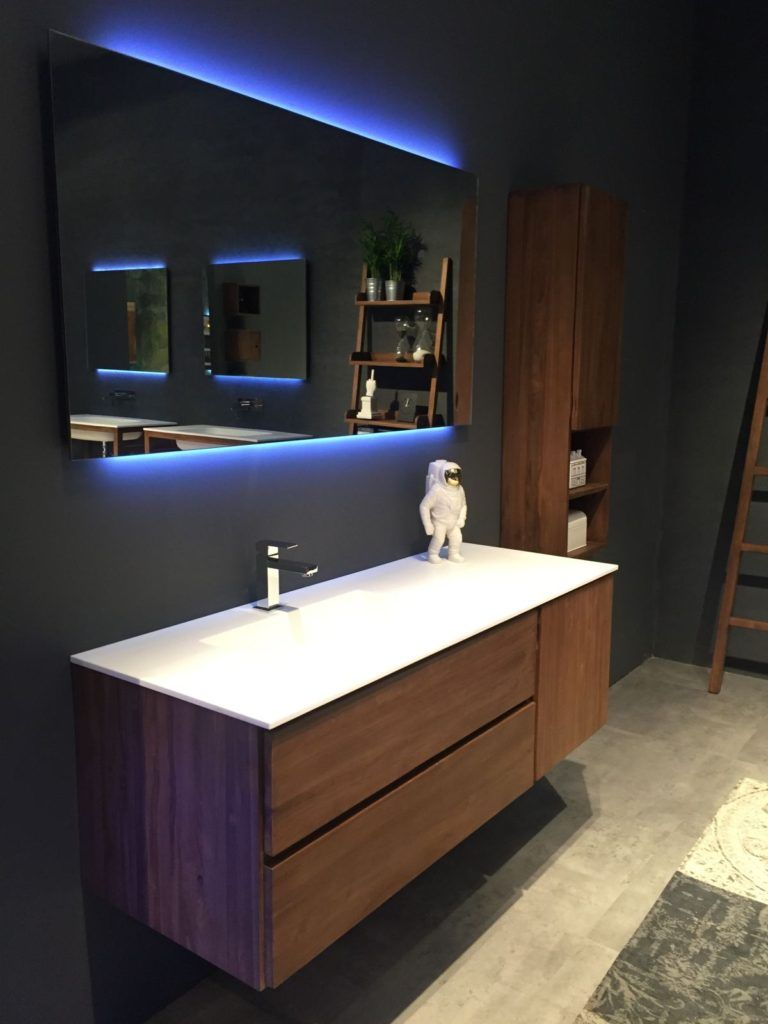 Stylish Ways To Decorate With Modern Bathroom Vanities 4ea6e72b610d
